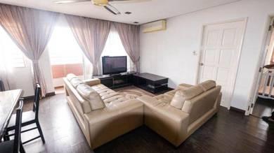 Tastefully Renovated Endlot Magna Ville Condominium Selayang Batu Cave