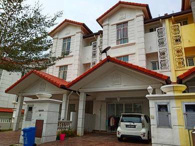 [FREEHOLD, 7 ROOMS] 3 STOREY TERRACE SUPERLINK HOUSE in SETIA ALAM
