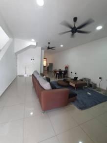 Low Deposit Double Storey Aspira Lake Home Gelang Patah / Rumah Sewa