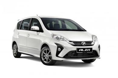 2019 Perodua ALZA 1.5 (A)