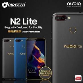ZTE NUBIA N2 lite ORI(3GB RAM/32GB/Ai Face Unlock)