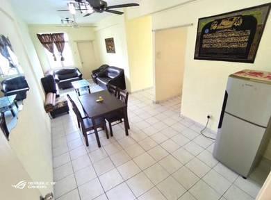   100% LOAN    Apartment Cheras Utama Taman Cheras Utama