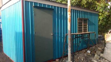 20 / 40 feet Cabin / contena / guard post / toilet