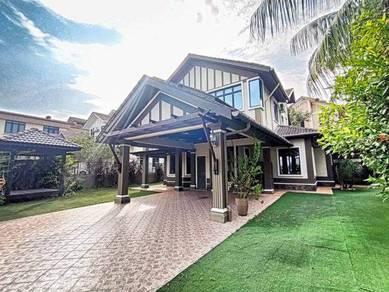 Beautiful and spacious bungalow bandar tun hussien onn affordable