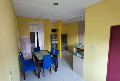 Samarindah corner single storey for rent