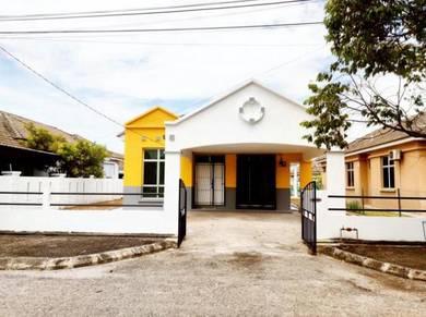 [Renovated] Banglo 1 Tingkat, Bandar Utama. Rumah Banglo Harga Semi-D