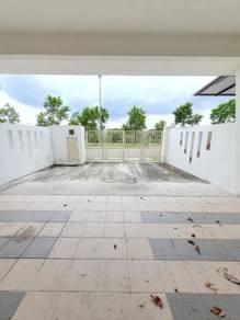 Maya height , bandar seri alam , masai , terrace house ,gated guarded