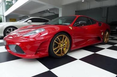 Ferrari f430 scuderia 2009 imported new