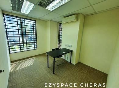Bilik Pejabat Office Room Besar dan Lengkap Cheras Permaisuri KL