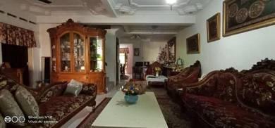 Ulu tiram , bukit tiram , house , corner lot , johor bahru , renovated