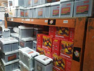 Car battery bateri kereta delivery unser 2 24H