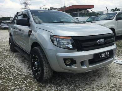 2WD/Lo-Rider* 2013 Ford RANGER 2.2(M) XL