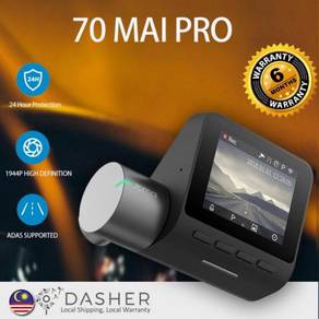 [HOT!] Xiaomi 70Mai Pro Voice Control Car Camera