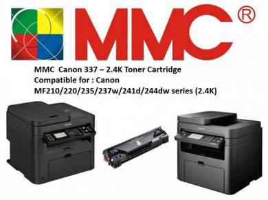 MMC Canon 337 Compatible Toner