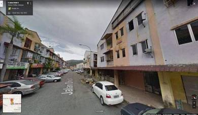Taman Orkid Batu 9 Corner Shop Apartment