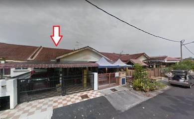 [Loan 95%] 1 Storey Terrace Landed House-Saujana Utama,Sungai Buloh