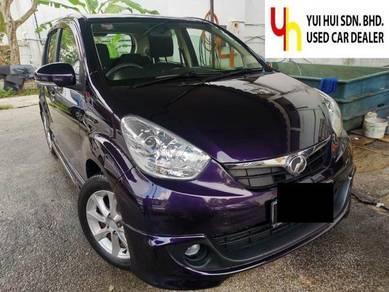 2013 Perodua MYVI 1.3 EZi PREMIUM (A) FULL BODYKIT