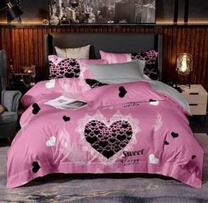 Cadar Comforter Cotton Bedsheet - W 13