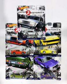 Hot Wheels Premium Car Culture Japan Historics 2