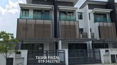 Spacious Home FOR RENT in Nusa Rhu SHAH ALAM