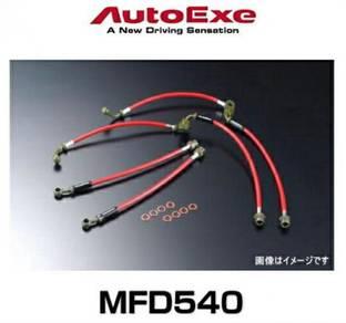 FD3S RX-7 Racing Brake Steel Hose (Genuine JP)