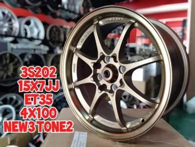 Rim 15 Inch CE 28 Etone Wheel Made In Thailand