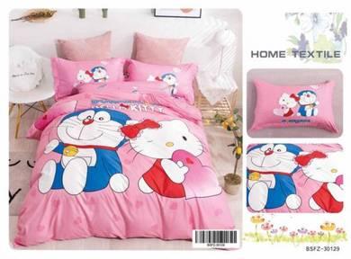 Cadar Comforter Cotton 1000TC Bedsheet - B 11