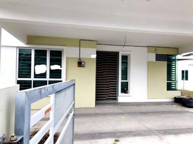 [Gated & Guarded] Semi-D (LOUVRE RESIDENCE) ada tanah Extra