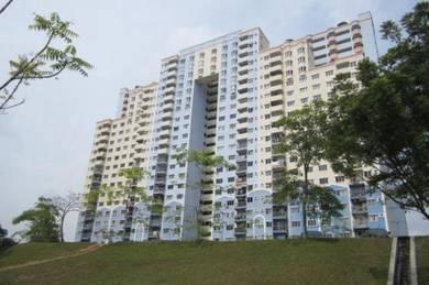 [Loan 95%] Desaminium Rimba Apartment-Lestari Perdana,Seri Kembangan