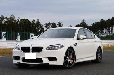 BMW F10 Convert To M5 Full Bumper Bodykit PP