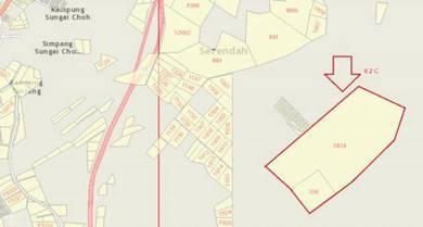 100Acre Development Land- Serendah Selangor