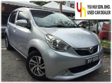 2011 Perodua MYVI 1.3 EZi FACELIFT (A) 1LADY OWNER