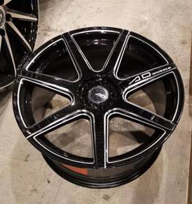 NEW RIM 19inch AD367 WHEELS For AUDI A4 S4 CIVIC