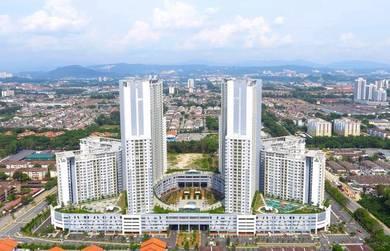 [Loan 95% | BMV] 3 Rooms Residensi Pr1ma/ Prima-Alam Damai,Cheras