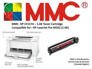 MMC HP CF217A Compatible Toner Cartridge