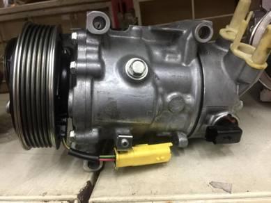Peugeot 206 307 407 508 Citroen C4 A/C Compressor