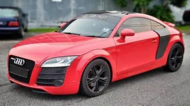 Audi TT TTS TTRS 2.0 Turbo R8 Bodykit (A)