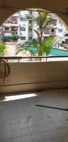 Ampang Pandan Cahaya Metro Villa Apartment corner unit for sale