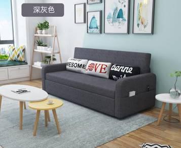 King size sofa three seat 3 seater bed mattress 1
