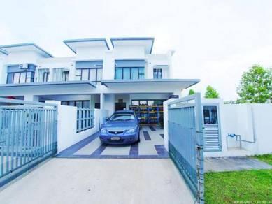 CORNER LOT | FREEHOLD 2 Storey Terrace Alexus, Setia Ecohill 2 2600sqf
