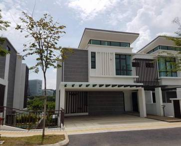 (LAKE VIEW! SWIMMING POOL) Fera 3 Storey Semi Detached, Putrajaya
