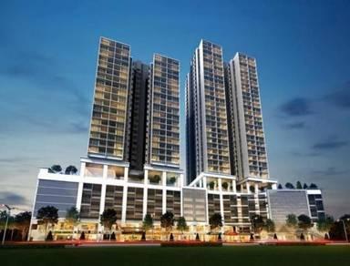 New Condominium Bdr Sri Permaisuri Cheras Facing lake Near Hukm