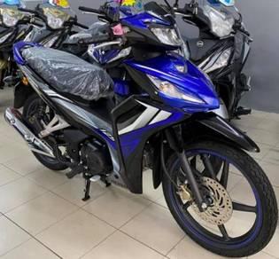 HONDA DASH 125i DEPOSIT RM 1