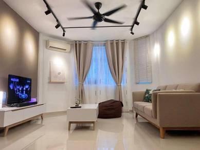2nd Floor Apartment Wangsa Maju