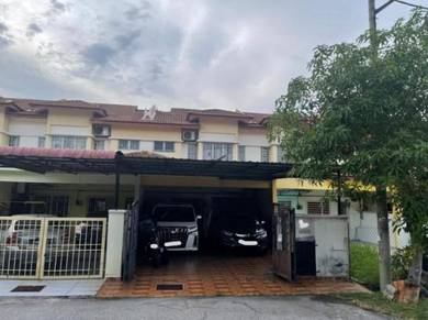 FACING OPEN | RENO 2 Storey Terrace Seri Pristana, SP2 Saujana Utama