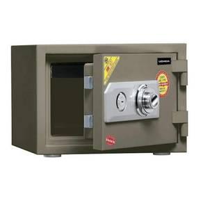 A Premium Quality UCHIDA Fire Resistant Home Safe