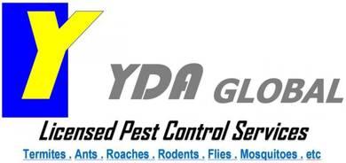 Pest Control Lipas Semut Tikus Anai - Anai Termite