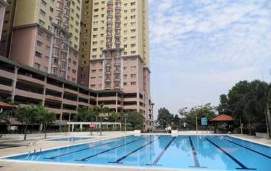 OFFER Angkasa Condo 3R2B P/F Cheras Taman Connaught UCSI Kuala Lumpur