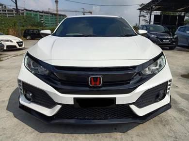 2017 Honda CIVIC 1.8 TC (A) UNDER WARRANTY