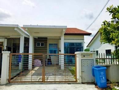 END LOT | FREEHOLD 1 Storey Terrace Taman Wira Permai, Shah Alam